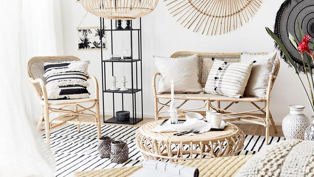 Exotic-Style für Minimalisten