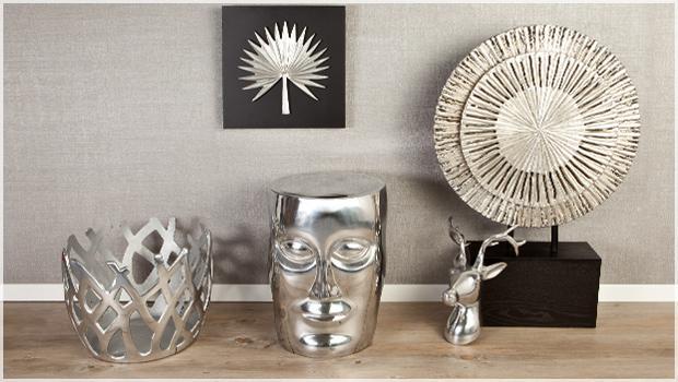 Modern glamour avantgardistische accessoires westwing for Dekorieren mit geweihen