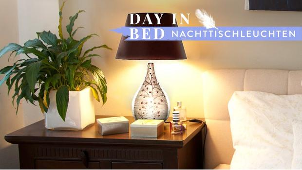 die nachttischleuchte ein muss in jedem schlafzimmer westwing. Black Bedroom Furniture Sets. Home Design Ideas