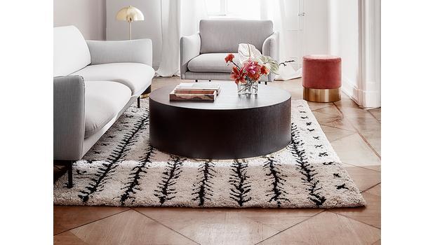 Der perfekte Barfuß-Teppich