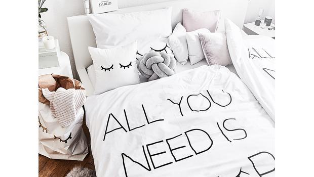 Ein Sonntag im Bett