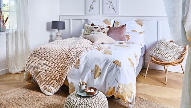 Die neuen Bettwäsche-Styles