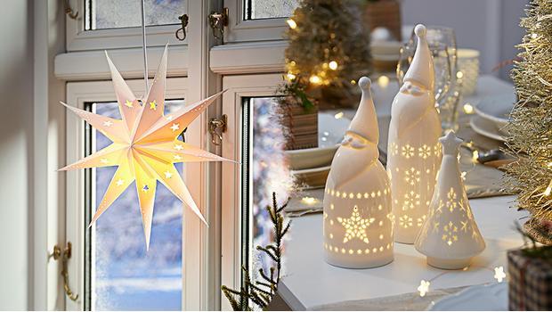 Weihnachtlicher Lichter-Zauber