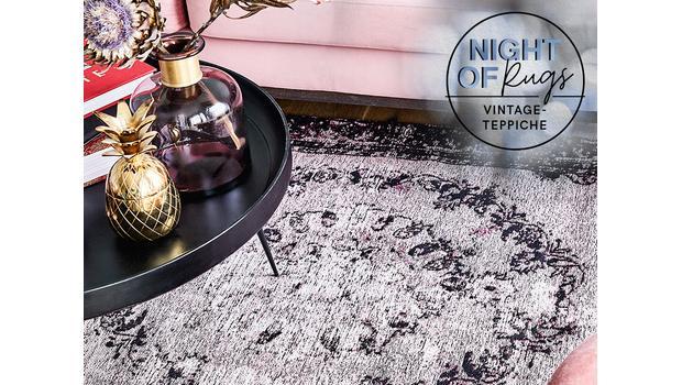 Vintage Teppiche Der Used Look Fur Den Boden Westwing