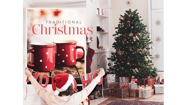Nostalgische Weihnacht