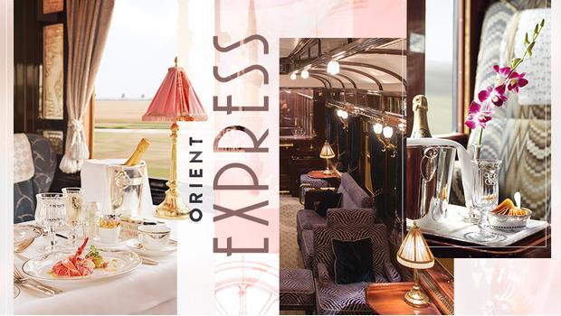 Willkommen im Orient-Express