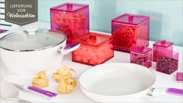 Küchenträume in Pastell