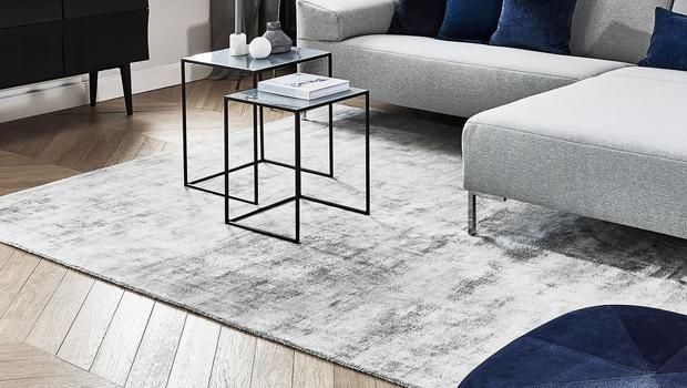 Trend Samt Teppiche Eleganter Schimmer Zu Fussen Gelegt Westwing
