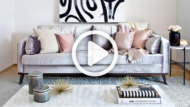 Samt Sofas