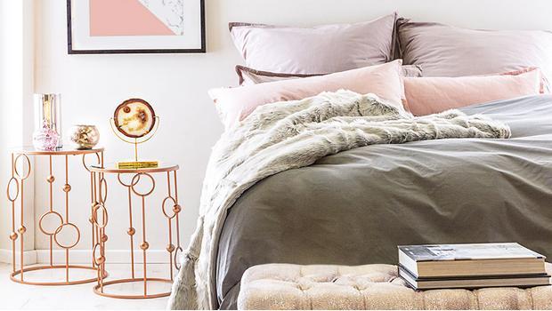 Schlafzimmer wird Traum-Raum