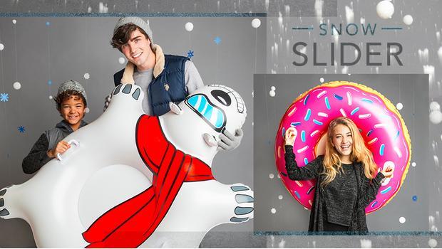 Snow Slider