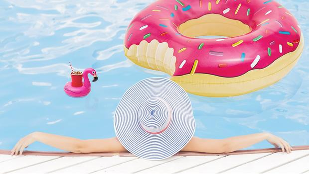 Sommerhit: Pool Floats