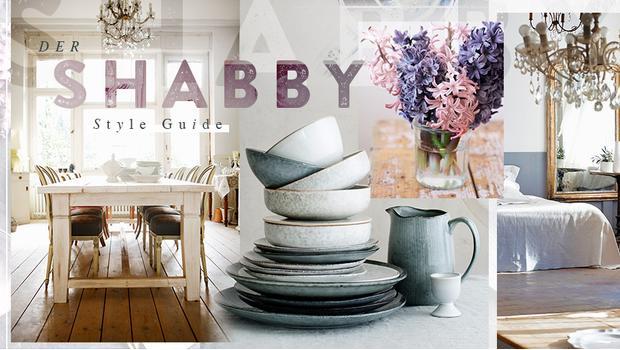 Shabby Chic – wiederentdeckt