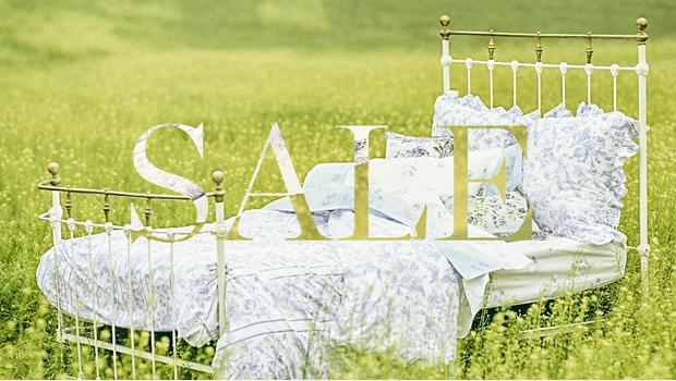 Sommer-Textilien-Sale