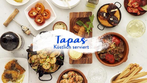 Willkommen in der Tapas-Bar