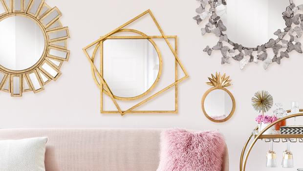 Deko-Spiegel für jeden Stil