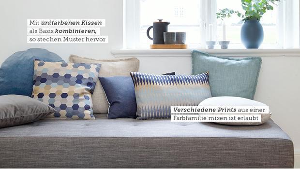 Style School: Kissen Deko