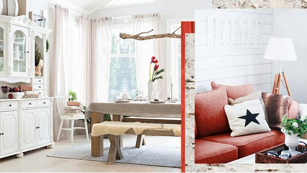 Das schwedische Landhaus