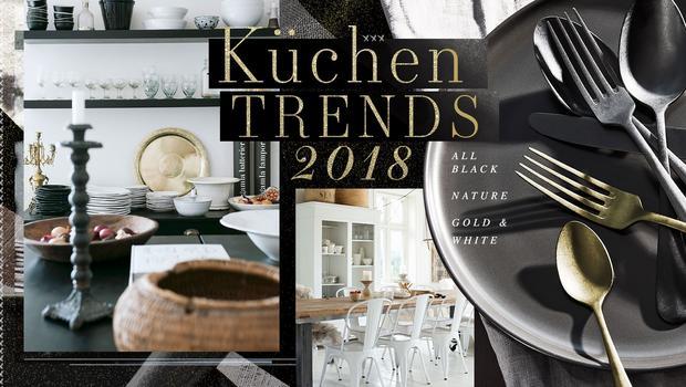 Die neuen Küchen-Trends