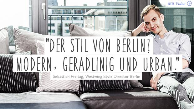 So wohnt Berlin
