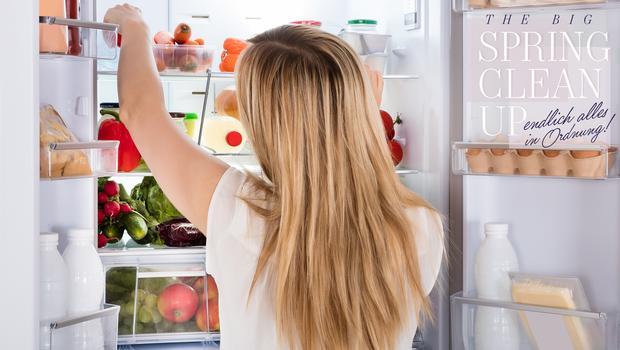 Kühlschrank Organizer : Mehr platz in der küche kühlschrank schubladen optimal sortiert