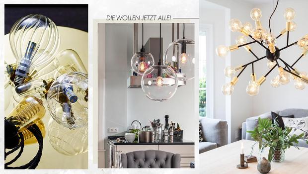 Must have: bulb leuchten darum ist schlichtes licht design so