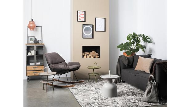 Urban loft zuiver industrial interior mit vintage charme westwing