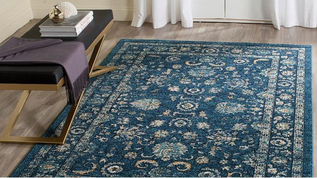 Teppiche Im Vintage Stil Weil Perfektion Langweilig Ist Westwing