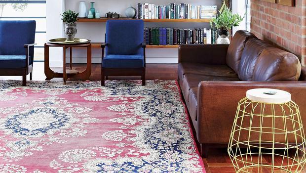 Teppiche Im Vintage Style Unaufgeregte Eleganz Zieht Ein Westwing