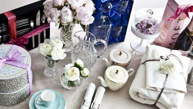 Alles für den Hochzeitstisch