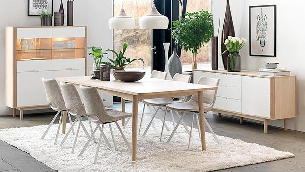 Weiß & Holz
