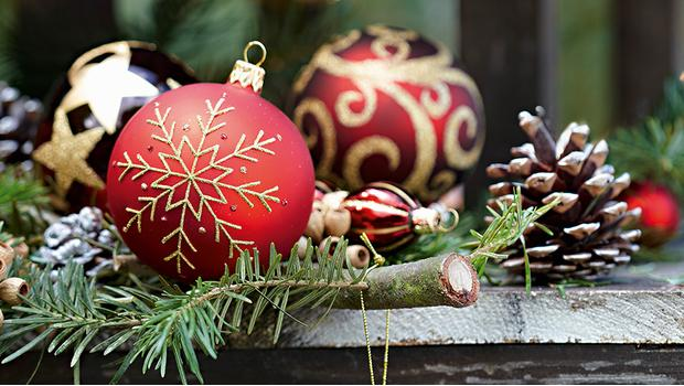 Weihnachtskugel-Set ab 9€