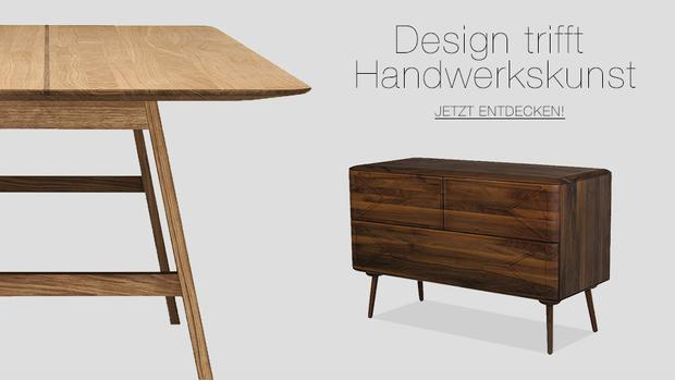 Whiteoak Handgefertigte Massivholzmöbel | Westwing