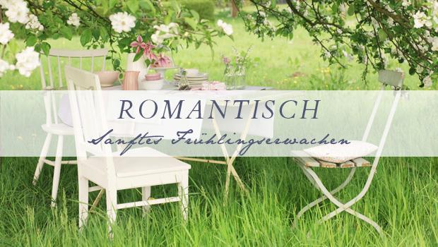 Zarte Romanze im Freien