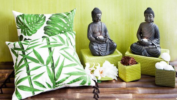zen sationell - Buddha Deko Wohnzimmer