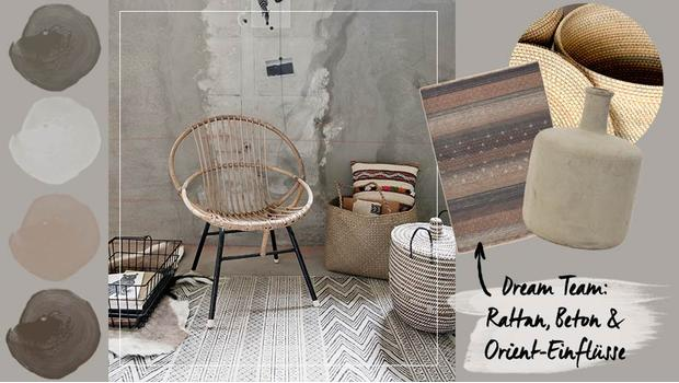 Wohntrend: Dusty Colours