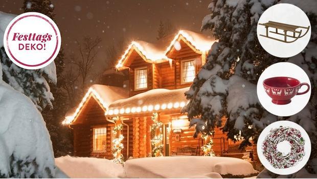 Zu Besuch bei Santa Claus