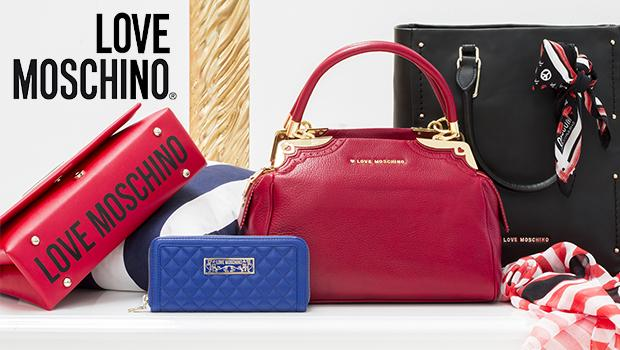 love moschino it bags co mit wow effekt westwing. Black Bedroom Furniture Sets. Home Design Ideas