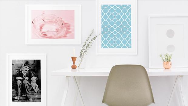 Designville Gerahmte Wandbilder für Ihre Galerie | Westwing