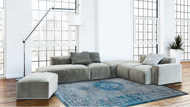Louis De Poortere Teppich Design Aus Belgien Westwing