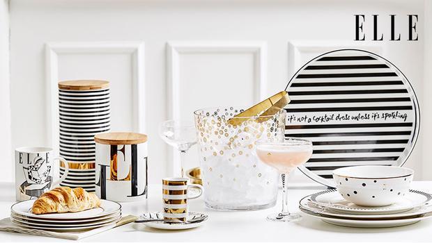 Die ELLE-Tischkollektion