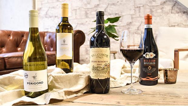 Die Weinbegleitung zum Fest
