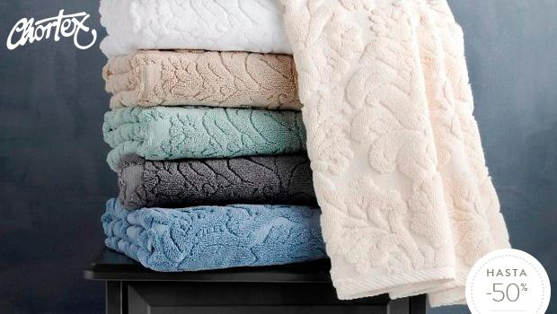 Chortex toallas