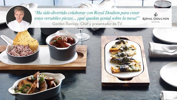 Cocina con Gordon Ramsay