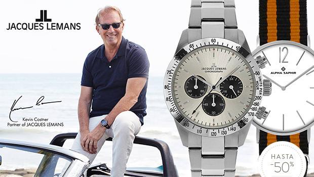 Relojes Jacques Lemans