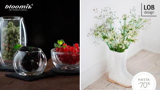 Bloomix y LOB Design