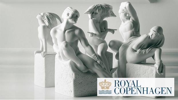 Esculturas Royal Copenhagen