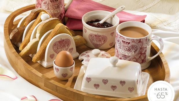 Hora de desayunar
