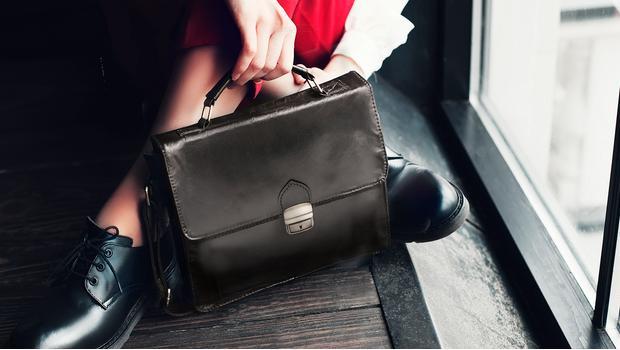 Bolsos y maletines de piel
