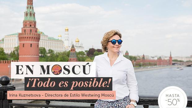 El Moscú de Irina